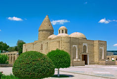 Chashma Ayub Mausoleum. UNESCO World Heritage site Bukhara, Uzbekistan Stock Photos
