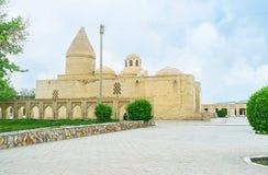 Chashma-Ayub Mausoleum Royalty Free Stock Photography