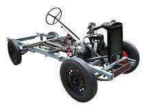 Chasis del coche. Fotos de archivo libres de regalías