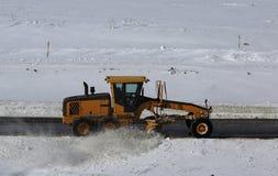 Chasse-neige Photographie stock libre de droits