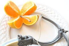 Chasse pour la vitamine Photo stock