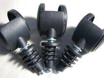 Chasses de meubles de roue duelle Image stock