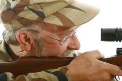 Chasseur Photographie stock libre de droits