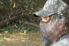 Chasseur - chasse Photographie stock libre de droits