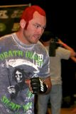 Chasseur de Chris Leben UFC Images stock