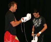Chasseur de Ryan Bader UFC Photos libres de droits