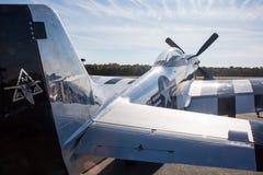 Chasseur du mustang P-51 Photo libre de droits