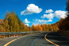 Chassez les nuages Photo libre de droits
