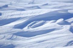 Chassoirs de neige Photo libre de droits