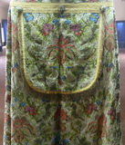 Chasuble in San Lorenzo Maggiore church, Naples, Italy Royalty Free Stock Images