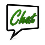 Chat Royalty Free Stock Photos