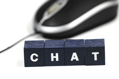 Chat Stock Photography