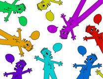 Chat Abstract Cartoon Stock Photo