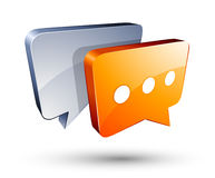 Chat Box Stock Photo