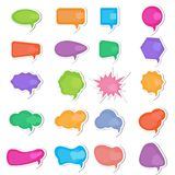 Chat Bubble Stock Photography