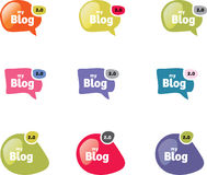 Chat Bubles Royalty Free Stock Images