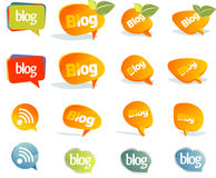Chat Bubles Stock Images