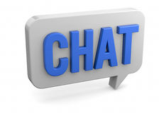 Chat - 3D Stock Images