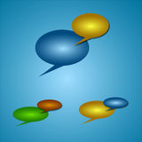 Chat Icon Royalty Free Stock Photo