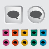 Chat icon. Stock Images
