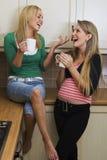 chat kitchen στοκ εικόνες με δικαίωμα ελεύθερης χρήσης