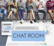 chatting room online alarm