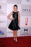 Chat Sadler à la réception de Golden Globes de NBC/Universal/Focus Features, Beverly Hilton Hotel, Beverly Hills, CA 01-15-12 Photo libre de droits