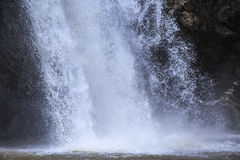 Chat trakan waterfall namtok ,chat trakan national park, Royalty Free Stock Photos