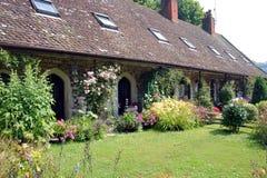 chata średniowieczny rząd Obrazy Royalty Free