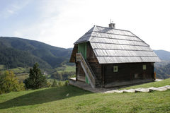 chata zdjęcie stock