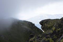Chata in Mountains, Slovakia europe Royalty Free Stock Photo