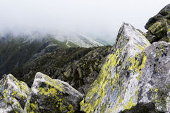 Chata in Mountains, Slovakia europe Stock Photography