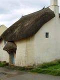 chata strzechą wielkości Zdjęcia Stock