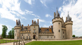 Chataeau Sully-s-Loire Royalty Free Stock Image