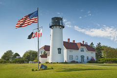 Chatam lighthouse, Cape Cod, MA, USA Royalty Free Stock Image