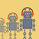 Chatbots illustration vector illustration