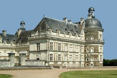 Chateau Royalty Free Stock Image