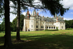 Chateau Stock Image