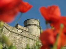Chateau royalty free stock photography