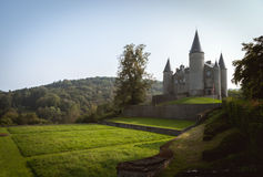 chateau Zdjęcia Royalty Free