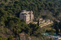 chateau Imagens de Stock