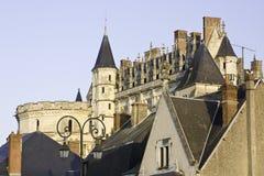 Chateau Amboise Stockbilder