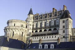 Chateau Amboise Royalty Free Stock Image