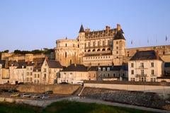 Chateau Amboise Stock Image