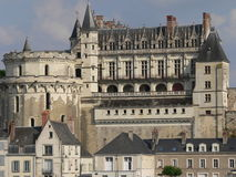 Chateau, Amboise ( France ) Stock Image