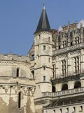 Chateau, Amboise ( France ) Royalty Free Stock Photo