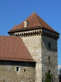 Chateau, Annecy ( France ) Royalty Free Stock Image