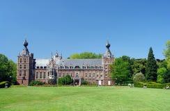 Chateau Arenbergh, Belgien Fotografering för Bildbyråer
