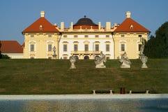 Chateau Austerlitz Stock Images