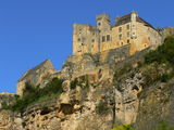 Chateau, Beynac-et-Cazenac (France ) Royalty Free Stock Photo